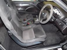 2004 BMW M3 CSL (E46) - Seats