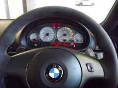 2004 BMW M3 CSL (E46) - Dashboard