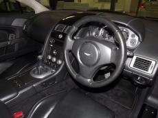 2006 Aston Martin V8 Vantage Coupe - Interior