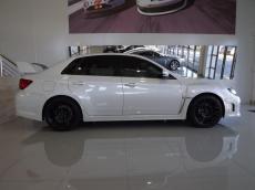 2011 Subaru WRX STI 4-door - Side