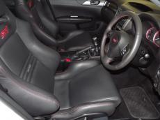 2011 Subaru WRX STI 4-door - Seats