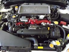 2011 Subaru WRX STI 4-door - Engine