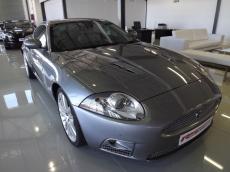 2007 Jaguar XKR Coupe (4.2 S/C) - Front 3/4
