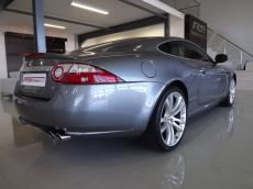 2007 Jaguar XKR Coupe (4.2 S/C) - Rear 3/4