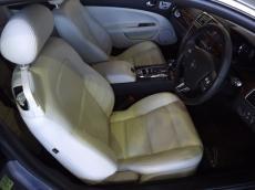 2007 Jaguar XKR Coupe (4.2 S/C) - Seats
