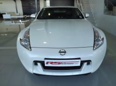 2012 Nissan 370Z Coupe A/T + Nav - Front