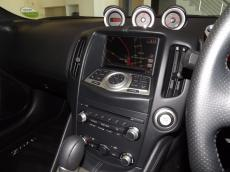 2012 Nissan 370Z Coupe A/T + Nav - Interior