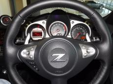 2012 Nissan 370Z Coupe A/T + Nav - Dashboard