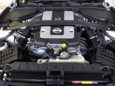 2012 Nissan 370Z Coupe A/T + Nav - Engine