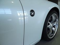 2012 Nissan 370Z Coupe A/T + Nav - Wheel