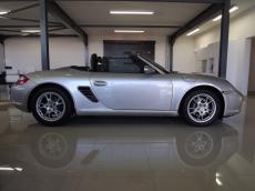2008 Porsche Boxster (987) - Side