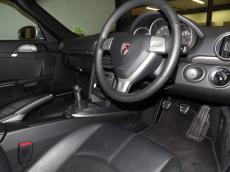 2008 Porsche Boxster (987) - Interior