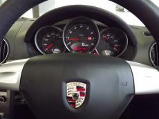 2008 Porsche Boxster (987) - Dashboard