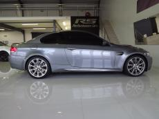 2010 BMW M3 Coupe M-DCT - Side