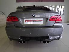 2010 BMW M3 Coupe M-DCT - Rear