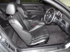 2010 BMW M3 Coupe M-DCT - Seats