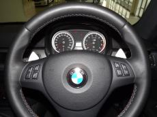 2010 BMW M3 Coupe M-DCT - Dash