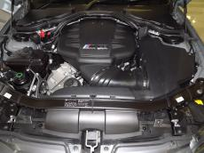 2010 BMW M3 Coupe M-DCT - Engine