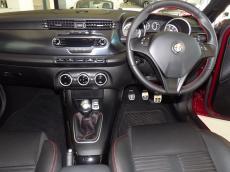 2013 Alfa Romeo Giulietta 1750 TBi QV - Dashboard
