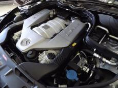 2008 Mercedes-Benz C63 AMG - Engine