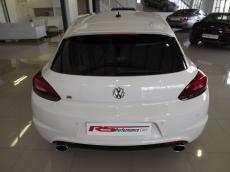 2011 VW Scirocco 2.0 TSI R DSG - Rear