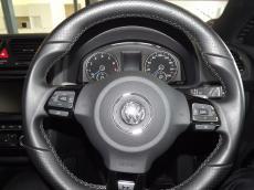 2011 VW Scirocco 2.0 TSI R DSG - Dash