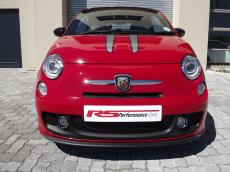 2013 Abarth 500 - Front