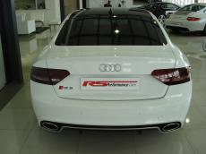 2011 Audi RS5 Coupe 4.2 FSI quattro S tronic - Rear