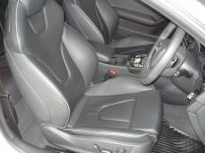 2011 Audi RS5 Coupe 4.2 FSI quattro S tronic - Interior