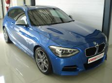 2012 BMW M135i 3DR A/T (F21) - Front 3/4