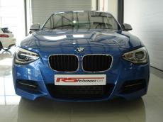 2012 BMW M135i 3DR A/T (F21) - Front