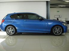 2012 BMW M135i 3DR A/T (F21) - Side