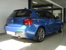 2012 BMW M135i 3DR A/T (F21) - Rear 3/4