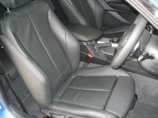 2012 BMW M135i 3DR A/T (F21) - Seats