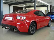 2013 Toyota 86 2.0 Std 6MT - Rear 3/4