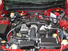 2013 Toyota 86 2.0 Std 6MT - Engine