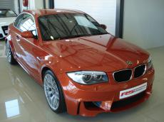 2011 BMW 1-Series M Coupe - Front 3/4