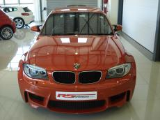 2011 BMW 1-Series M Coupe - Front