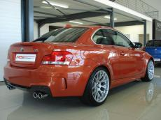 2011 BMW 1-Series M Coupe - Rear 3/4
