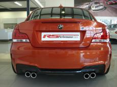 2011 BMW 1-Series M Coupe - Rear