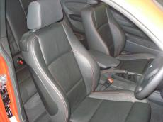 2011 BMW 1-Series M Coupe - Seats