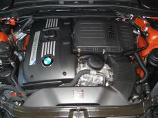 2011 BMW 1-Series M Coupe - Engine