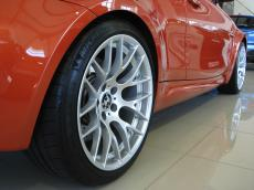 2011 BMW 1-Series M Coupe - Wheel
