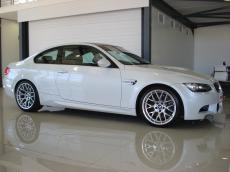 2012 BMW M3 Coupe Competition Pack - Side