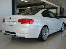 2012 BMW M3 Coupe Competition Pack - Rear 3/4