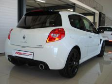 2011 Renault Clio RS 20th Anniversary Edition - Rear 3/4