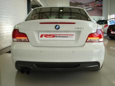 2010 BMW 135i Sport Coupe DCT - Rear