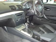 2010 BMW 135i Sport Coupe DCT - Interior