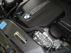 2010 BMW 135i Sport Coupe DCT - Engine