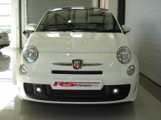 2013 Abarth 500 Convertible - Front